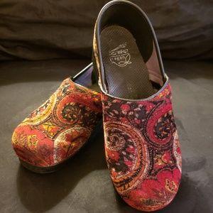Dansko Vegan Magic Carpet Ride Shoes 10.5-11 ~ 41